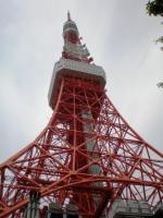 東京タワー 下からの眺め