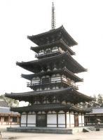 薬師寺 東塔 1
