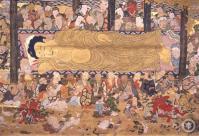 釈迦涅槃図