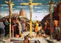 キリストの磔刑 アンドレーア・マンテーニャ