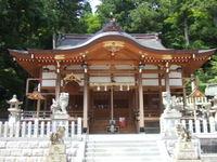 三輪神社「三輪の神奈備山」