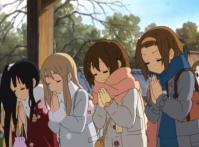 アニメと神社