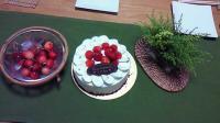 ラママンのケーキ