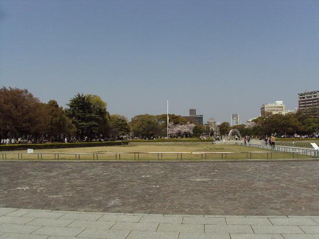 平和公園 桜2