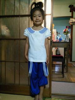 ぺここダンス衣装2011
