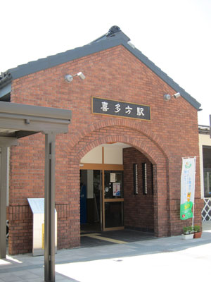 1107喜多方駅