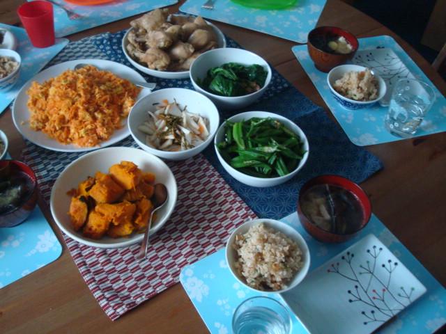 沖縄料理@如子さん家