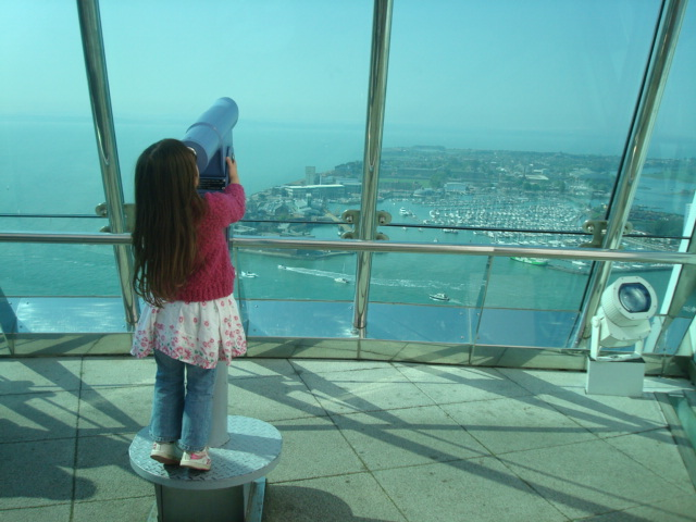 ポーツマス 展望台