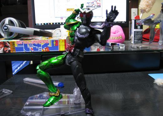 S.I.C. 仮面ライダーW サイクロンジョーカー