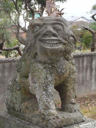 宝満神社藤木2