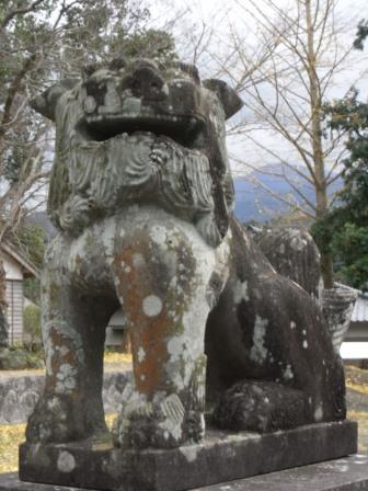 川上六所神社本1