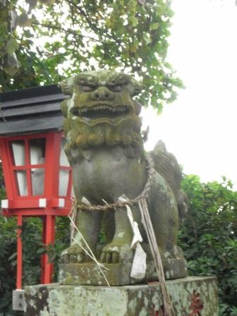 厳島神社河内1