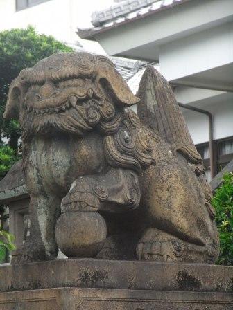 八坂神社諫早1
