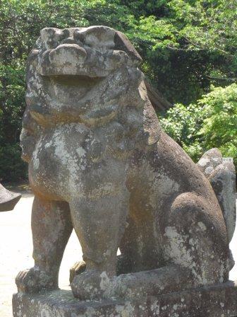 石垣神社田主丸3