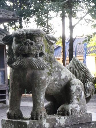 老神神社1