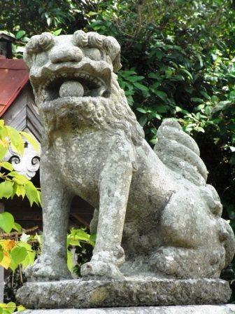 八幡神社吉富3