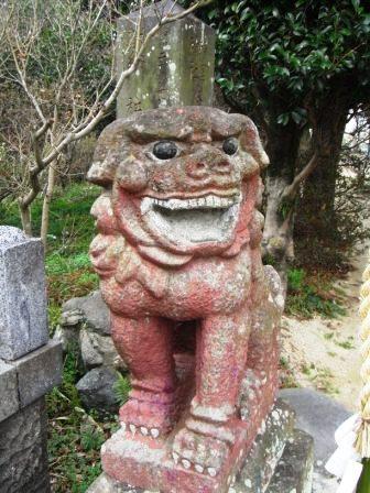 老松神社上西鰺坂7