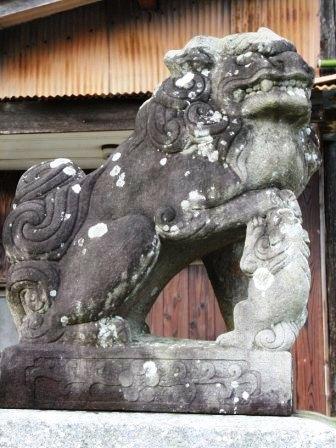 老松神社高来寺2