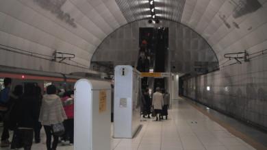 01元町中華街駅