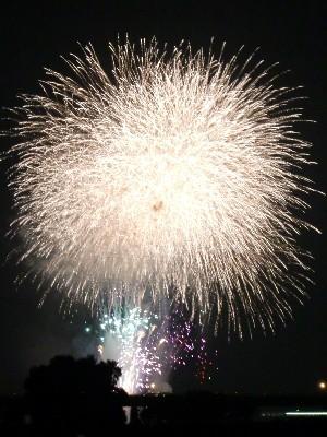 09多摩川花火