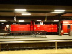 BR214 016 am Nuernberg Hbf