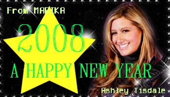 new year ash