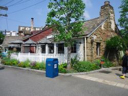 植栽の綺麗な家 001