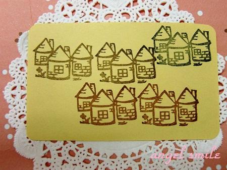 とんがり屋根のお家達2