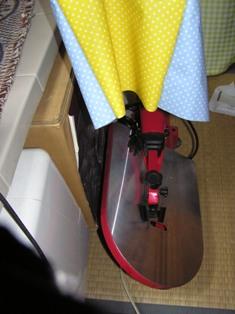 電動糸のこカバー2