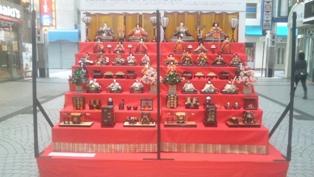 2012雛飾り1