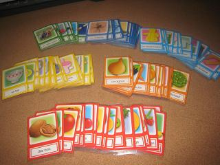 フランス語フラッシュカード1
