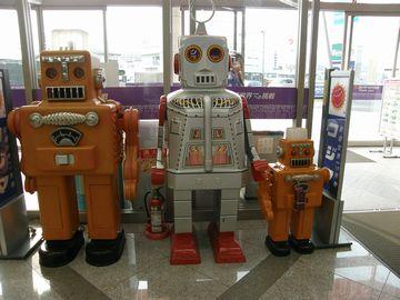 ロボット家族!