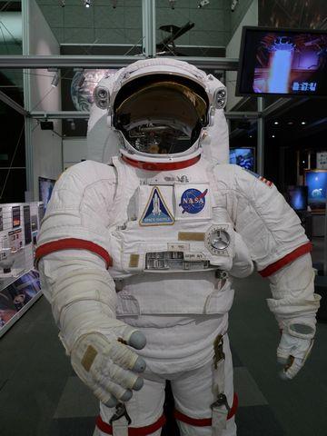 宇宙飛行士!