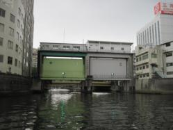 日本橋川水門