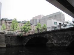 日銀と常盤橋