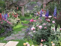 印象派の庭①