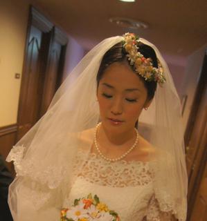 結婚式王冠
