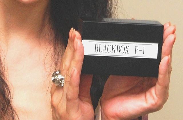 GPS ブラックボックス P‐1鳥居かほりさん