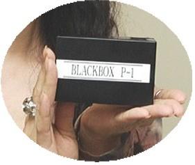 鳥居かほりさんGPSブラックボックス P‐1アップgps