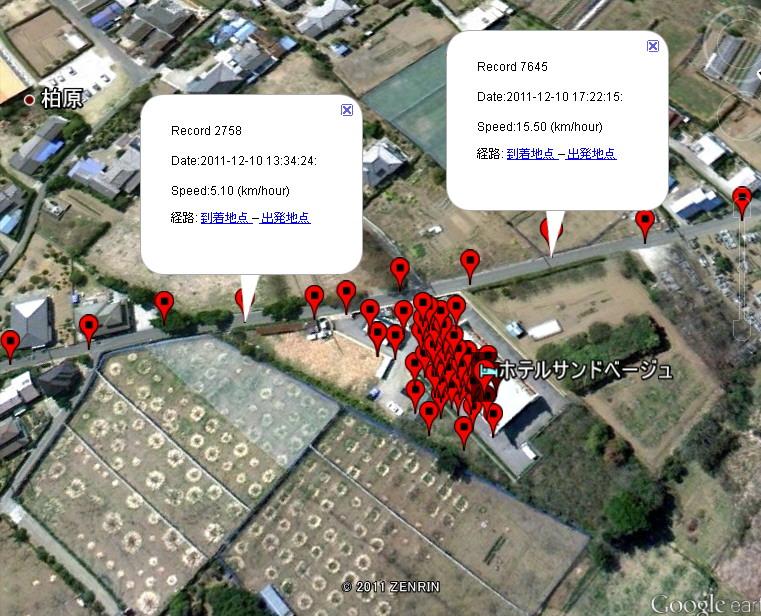 GPSデータ4