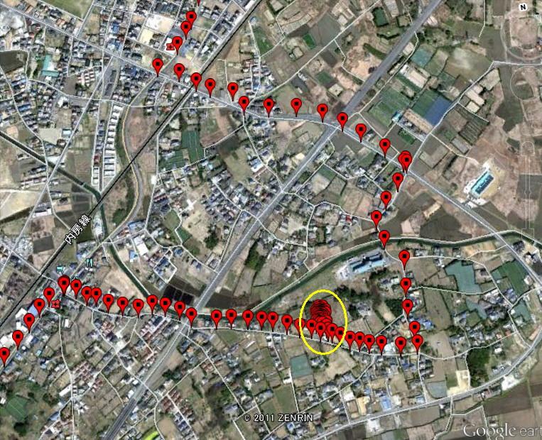 GPSデータ1