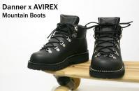 AVIREXのマウンテントレイル