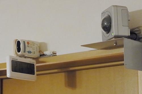 カメラリモコン