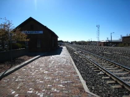 フラッグスタッフ駅
