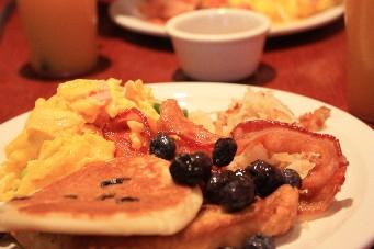 セドナ朝食