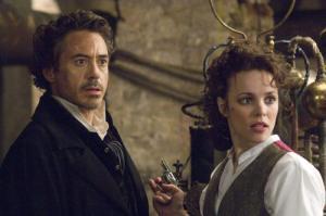 ホームズとアイリーン