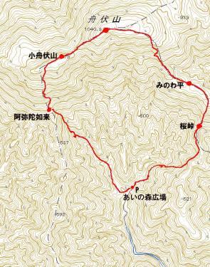 111113-舟伏山map