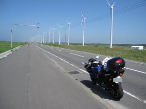 2009夏の北海道ツーリング① 132
