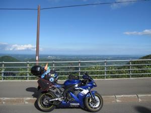 2009夏の北海道ツーリング① 400