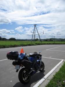 2009夏の北海道ツーリング① 381